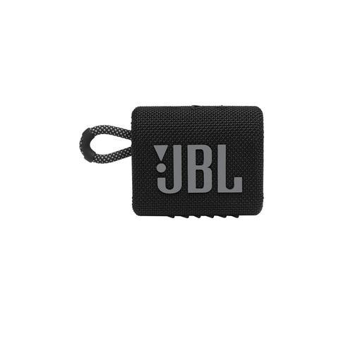 JBL GO 3 Portable Waterproof Speaker - Black
