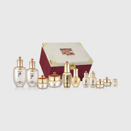 THE HISTORY OF WHOO Cheongidan Queen Set