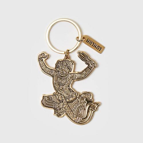 MAHANAKHON Hanuman Flying Keychain
