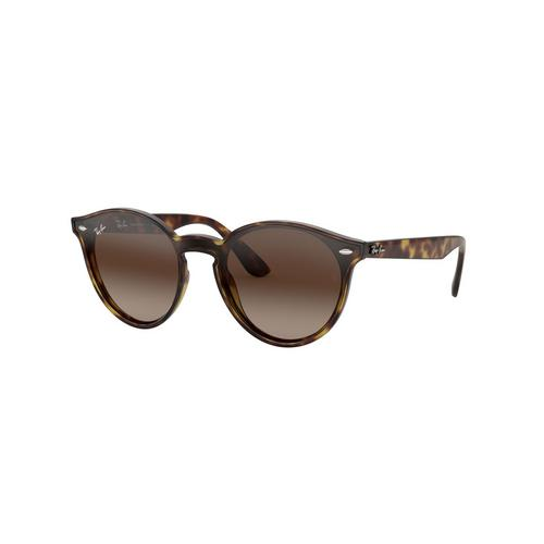 RAYBAN Light Havana Injected Sunglasses 0RB4380NF710/1339