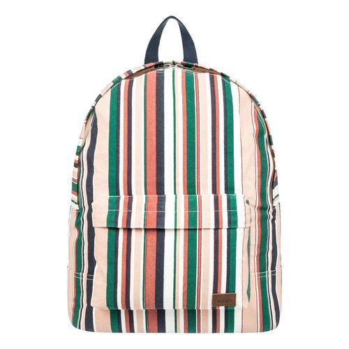 """Roxy """"Sugar Baby"""" Canvas 16L Backpack - Multicolor"""
