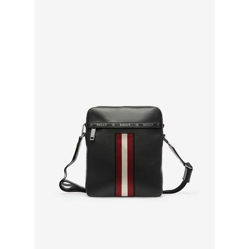 Bally Holm Leather Cross-Body Bag