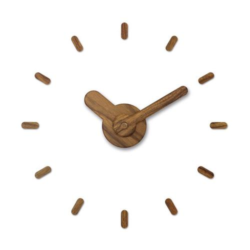 On-Time wall clock WoodenTree