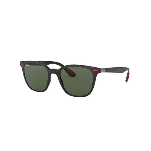 RAYBAN Matte Black Injected Sunglasses 0RB4297MF6027151