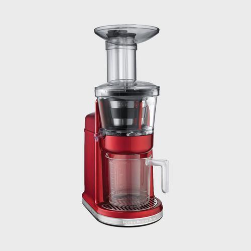 KitchenAid Maximum Extraction Juicer (Slow Juicer) - Candy Apple Red