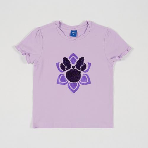 Disney Girl T-Shirt Minnie-C3 violet-S