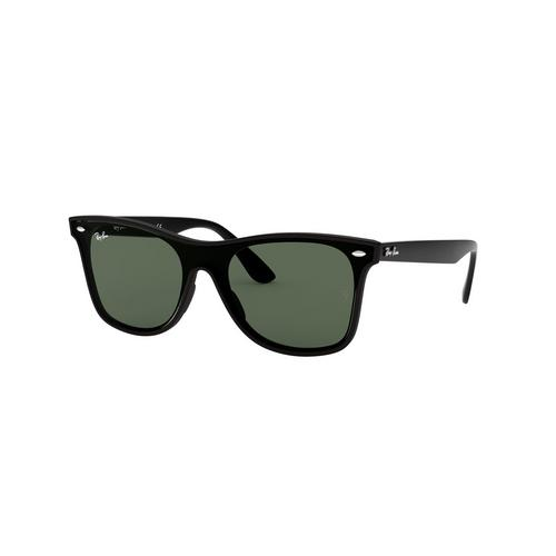 RAYBAN Matte Black Injected Sunglasses 0RB4440N601S7141
