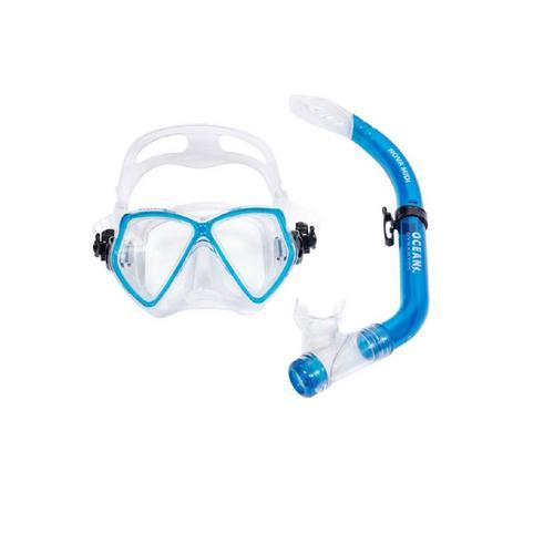 Ocean Dynamics Nova Midi 潜水套装 - 浅蓝色(Lite Blue)