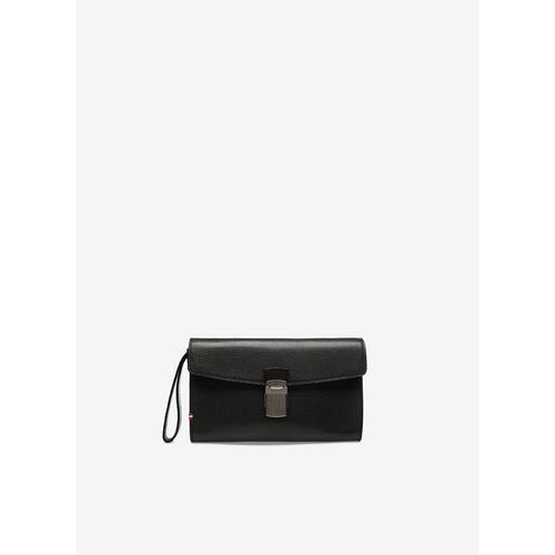 Bally Gully Leather Clutch Bag