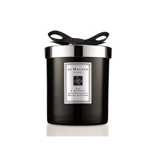 祖·玛珑 乌木与佛手柑香氛蜡烛