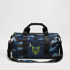 Leicester City Football Club Boll & Rava Navy Camouflage Duffle Bag