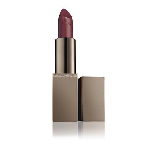 罗拉玛斯亚 LAURA MERCIER- Rouge Essentiel 红色诱动丝滑润泽唇膏 - Mauve Plum