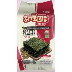 Masita Roasted Seaweed 5 G. Spicy Flavor