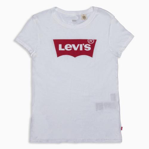 LEVI'S® Slim Crew Tee white - Size L