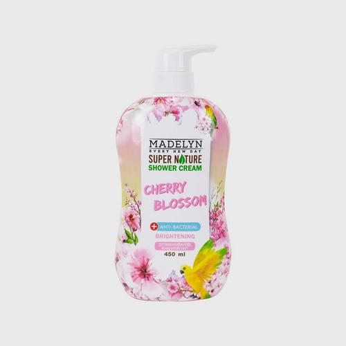 MADELYN Shower Cream - Cherry Blosssom 450 ml.
