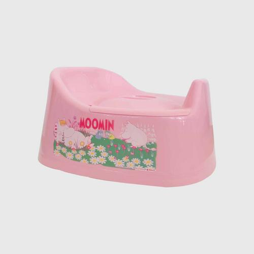 MOOMIN Kid Stool - Pink