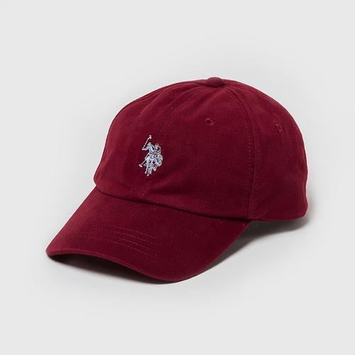 U.S. POLO ASSN. UAS547  HAT -BROWN (FREE SIZE)