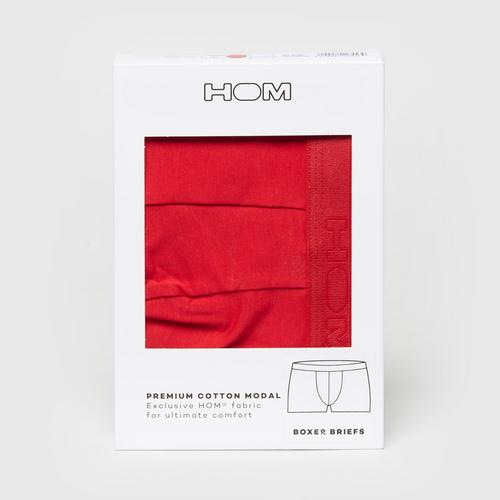 HOM Classic Boxer Briefs Red S