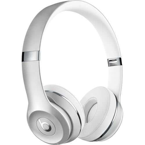 BEATS Solo3 Wireless  Headphones - Silver