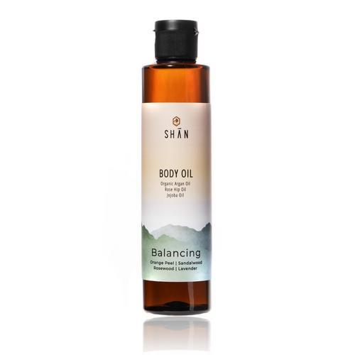 SHAN ORGANIC Balancing Body Oil 215ML