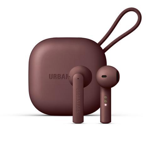 URBANEARS Luma True Wireless Earbuds -  True Maroon