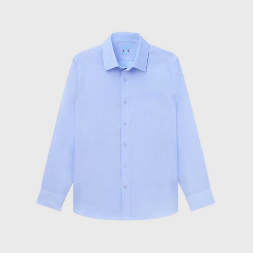 GQWhite™ Blue The Ultimate Blue Shirt (No Pocket) size 39