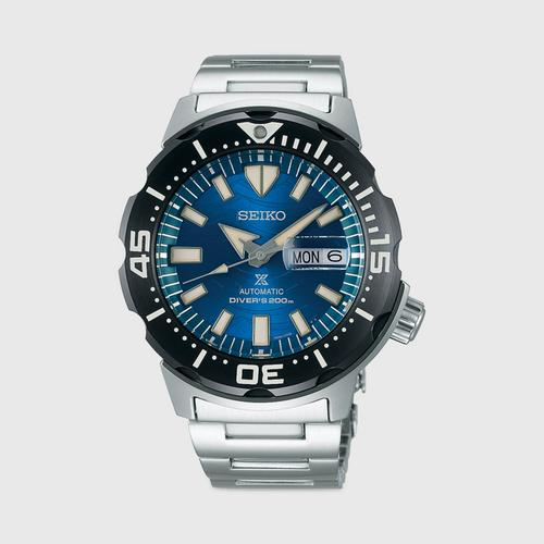 SEIKO PROSPEX AUTOMATIC SAVE THE OCEAN SPECIAL EDITION SRPE09K