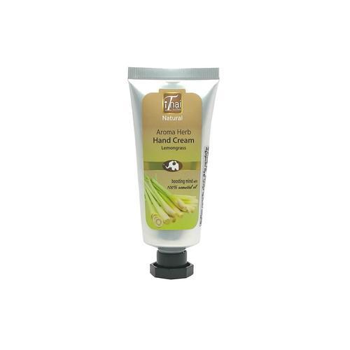 爱泰 iTHAI Aroma Herb Hand Cream 护手霜 - Lemongrass 33g