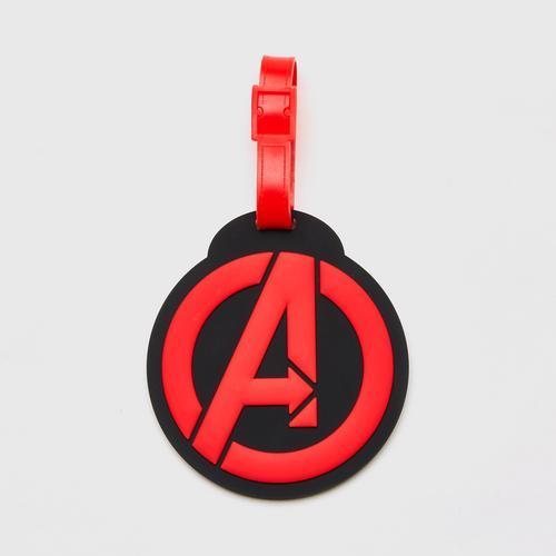MARVEL Avengers logo Luggage tag
