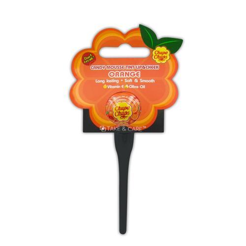 珍宝珠 (CHUPA CHUPS)  橘子&奶油味润唇膏 7ml
