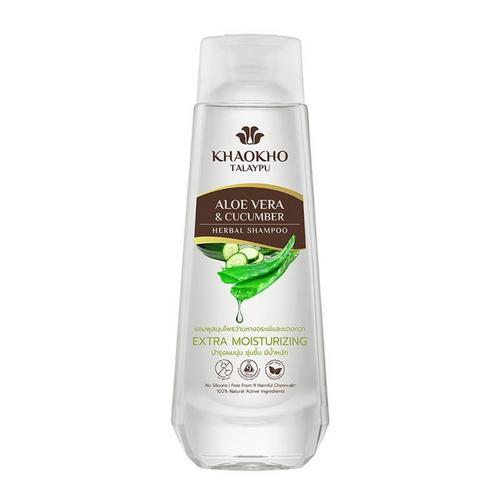 KHAOKHO TALAYPU Aloevera And Cucumber Shampoo 330ml