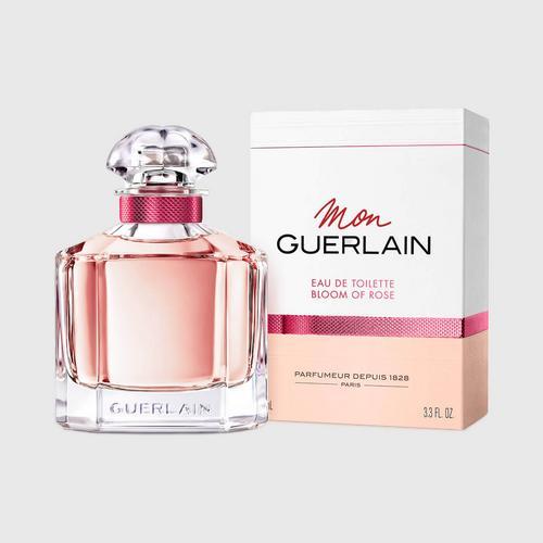 法国娇兰 GUERLAIN 我的娇兰玫瑰绽放淡香水 100ML