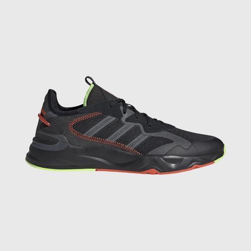 ADIDAS Futureflow Shoes - Size 6.5 (Core Black) UK