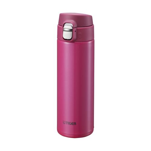 TIGER Stainless Steel Vacuum Bottle 480 ml. MMJ - Pink