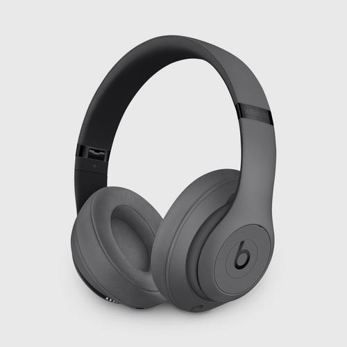 Beats Studio3 Wireless Over‑Ear Headphones - Gray