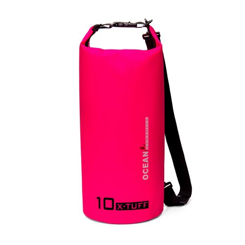 OCEAN DYNAMICS Dry Bag - 10L X-Tuff Pink