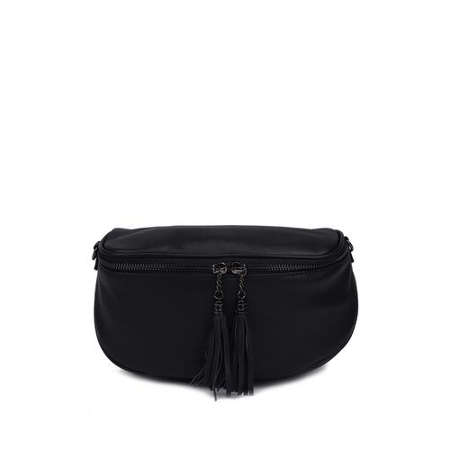 Me Phenomenon  TANK SHOULDER BAG Black