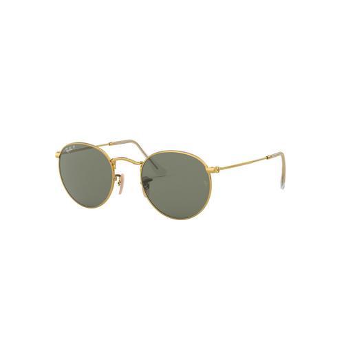 RAYBAN Gold Metal Sunglasses 0RB3447001/5850