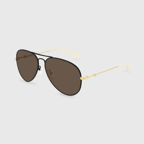 GUCCI GG0515S sunglasses - Brown Lens