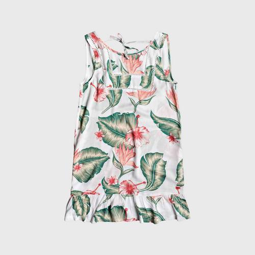 ROXY White All About The Sea Dress Tank Dress size S