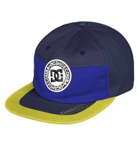 DC SHOES The Vial Camper Hat  NAVY-Free Size