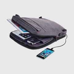Troika Smart Backpack - Grey