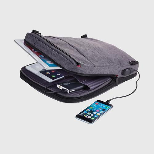 Troika Smart Backpack - Grey