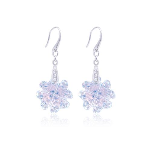 12VICTORY Clover AB Earrings