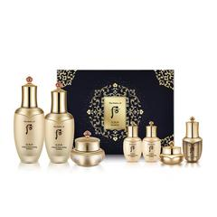 THE HISTORY OF WHOO Cheonyuldan Ultimate Rejuvenating Special Set