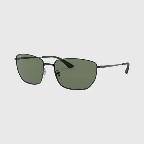 RAY-BAN Black Metal Sunglasses 0RB3653002/7160