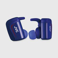 JVC 耳机 HA-ET900BT-A Bluetooth蓝牙 无线 (蓝色) 6.5克 x2
