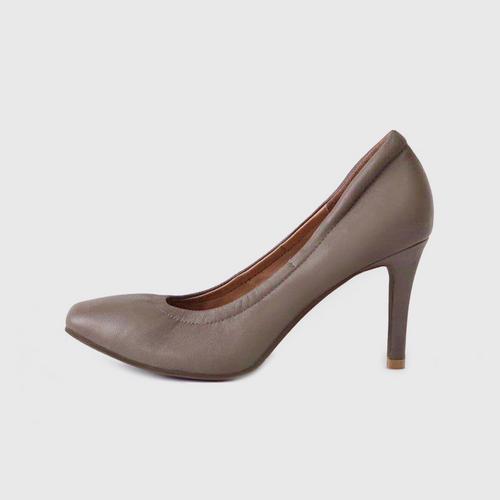 RAINBO Sandra High Heel-Grey-35