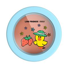 MILLE Line Friends l Mille Lovable Blusher 5g #04 Sally