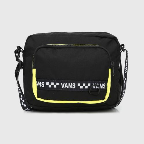 VANS VIP TOO CROSSBODY BAG/OS - BLACK